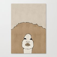 Female Two Canvas Print