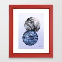 Köln Balls Framed Art Print