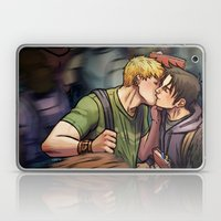 Theodore and William 04 Laptop & iPad Skin