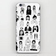 PEEPZ iPhone & iPod Skin