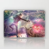 The Heart of Darkness Laptop & iPad Skin