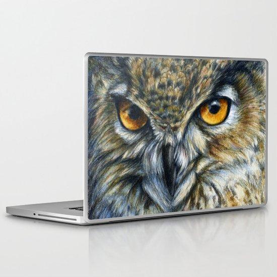 Owl 811 Laptop & iPad Skin