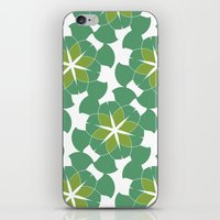 Spring Floral Pattern 1 iPhone & iPod Skin