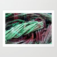 Oxid-2 Art Print