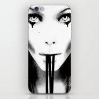 Ivy iPhone & iPod Skin