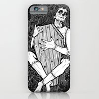 iPhone & iPod Case featuring MUERTE ABRAZO by Matt Ryan Tobin