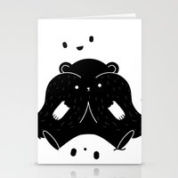 IMMIGRANT BEARS Stationery Cards
