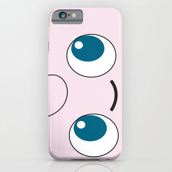 Jigglypuff Pokemon iPhone & iPod Case