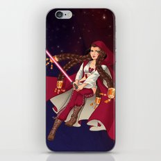Jedi Jade iPhone & iPod Skin