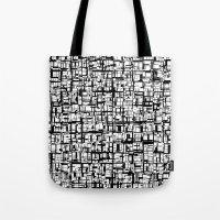 Abstract Mosaic  Tote Bag