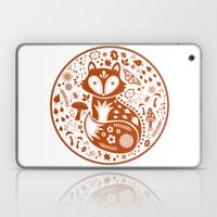 Copper Fox Laptop & iPad Skin