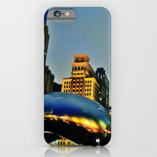 Chicago Bean iPhone & iPod Case
