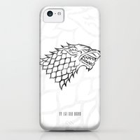 iPhone 5c Cases featuring Game Of Thrones  by Adel