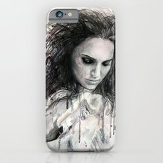 Black Swan - Natalie Portman Slim Case iPhone 6s
