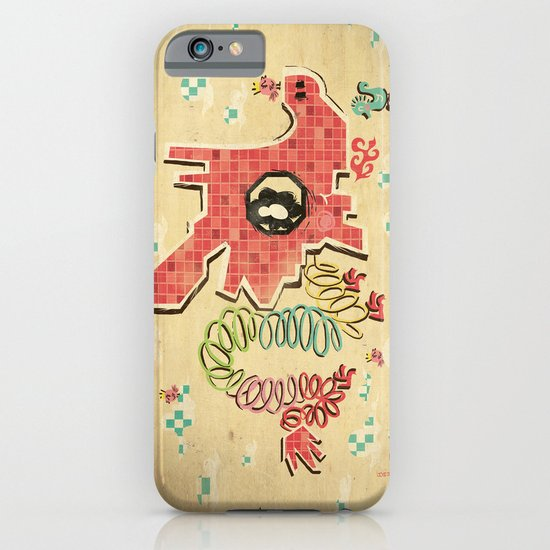 My Childhood Dragon Playground iPhone & iPod Case
