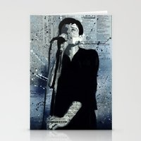 Ian Curtis Stationery Cards