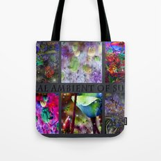 FLORAL AMBIENT of SUMMER Tote Bag