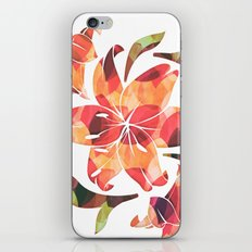 Lilium 02 iPhone & iPod Skin