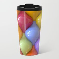 Oval Pattern Travel Mug
