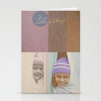 Florald Stationery Cards