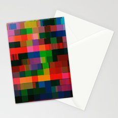 videotape (bear2_hex) Stationery Cards
