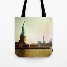 Freedom & Liberty Tote Bag