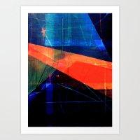H/C Art Print
