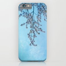 Blossom Blue iPhone 6 Slim Case