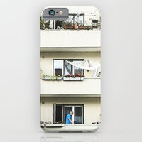 Looking at the neighbor. iPhone 6 Slim Case