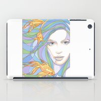 Mermaids are Dreaming iPad Case
