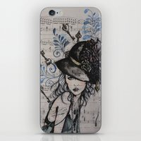 Chanson Russe iPhone & iPod Skin