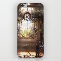 Red's Sanctuary iPhone & iPod Skin