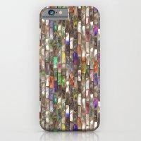 Rainbow Abalone Glass Ti… iPhone 6 Slim Case