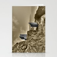 Crown Tin Mines  Stationery Cards