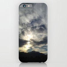 cloudy days iPhone 6 Slim Case