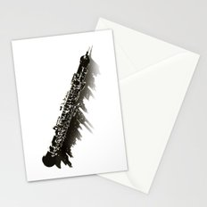 oboe Stationery Cards