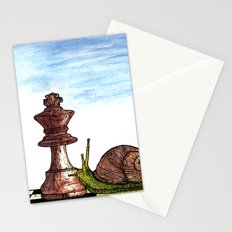 The Longest Game Stationery Cards