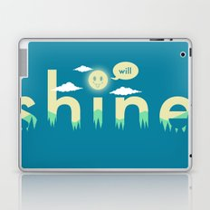 i will shine Laptop & iPad Skin