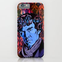 SHERLOCK's locks  iPhone 6 Slim Case