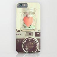 Vintage Camera Love  iPhone 6 Slim Case