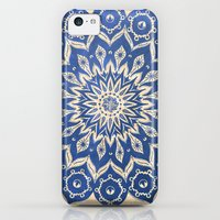 iPhone 5c Cases featuring ókshirahm sky mandala by Peter Patrick Barreda