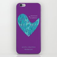 astridfox + kellyontherun project iPhone & iPod Skin