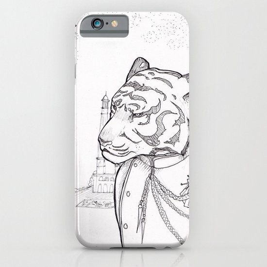 General Rakshasa iPhone & iPod Case