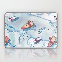 Shallow Water Laptop & iPad Skin