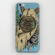 Zombwok iPhone & iPod Skin