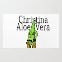 Christina Aloe Vera Rug
