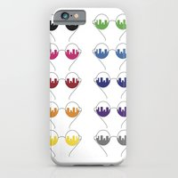 iPhone & iPod Case featuring City Glass by just_cortni