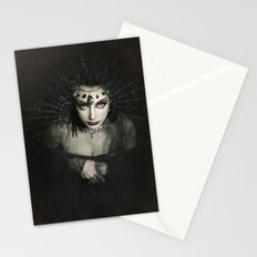 Queen of Shadows Stationery Cards