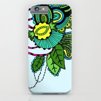 Powered By Pineapples iPhone 6 Slim Case