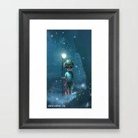 Timmy!  Framed Art Print